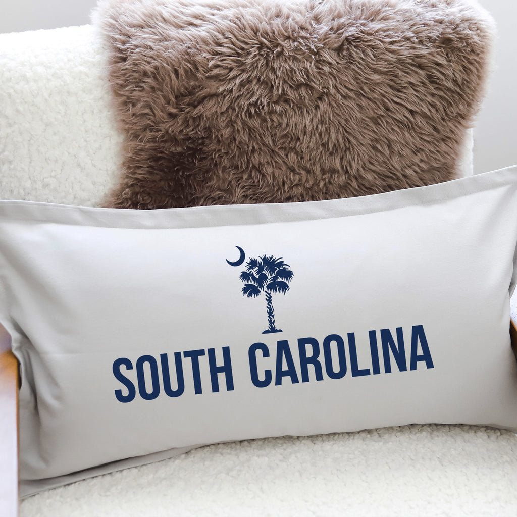 PILLOW: STATE & SYMBOL (Charleston)