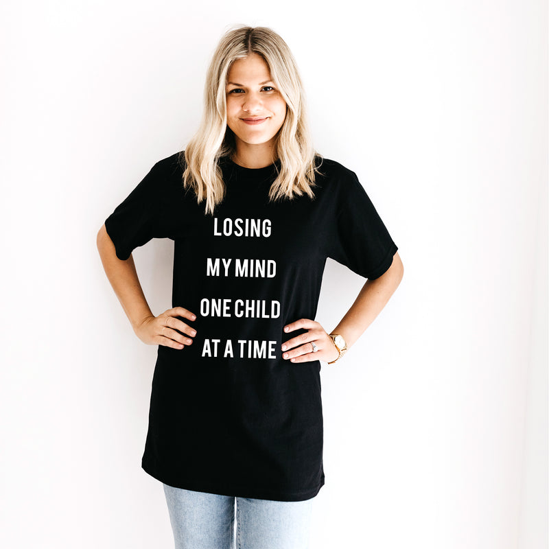 TSHIRT: LOSING MY MIND ONE CHILD AT A TIME