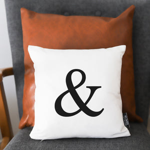 PILLOW-P12: AMPERSAND