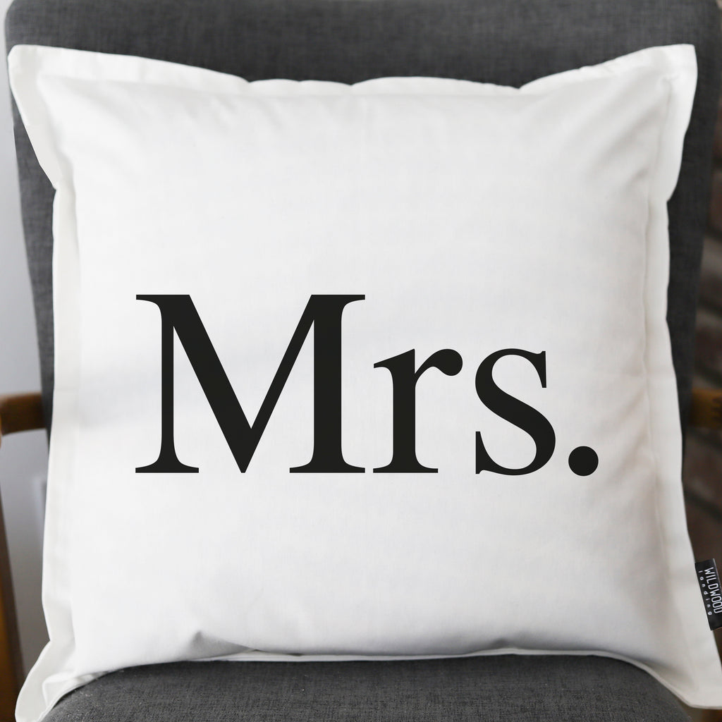 PILLOW: MRS