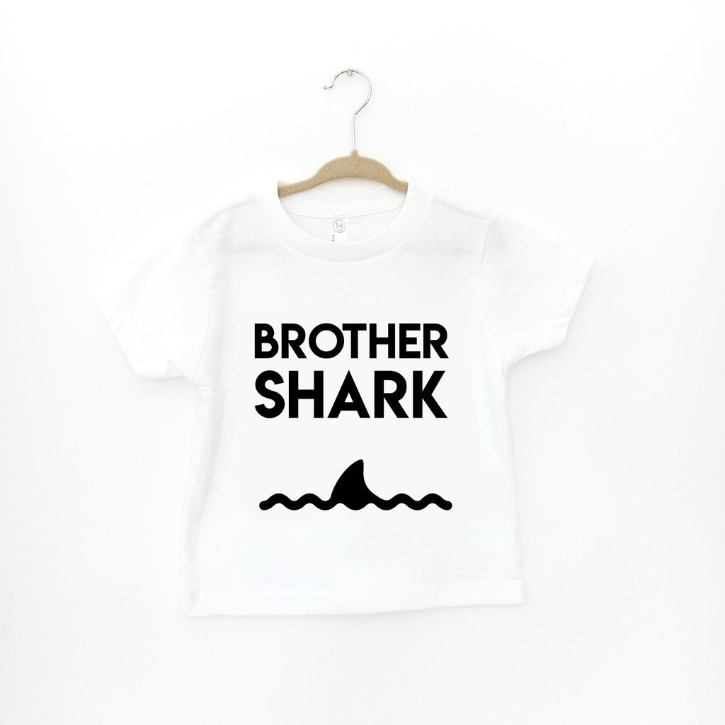 BABY or TODDLER: BROTHER SHARK (Mommy and Daddy Shark sold separately)
