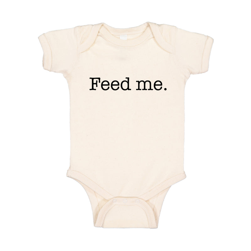 BABY: FEED ME.