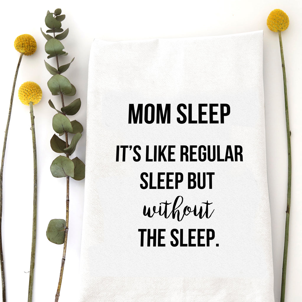 MOM SLEEP