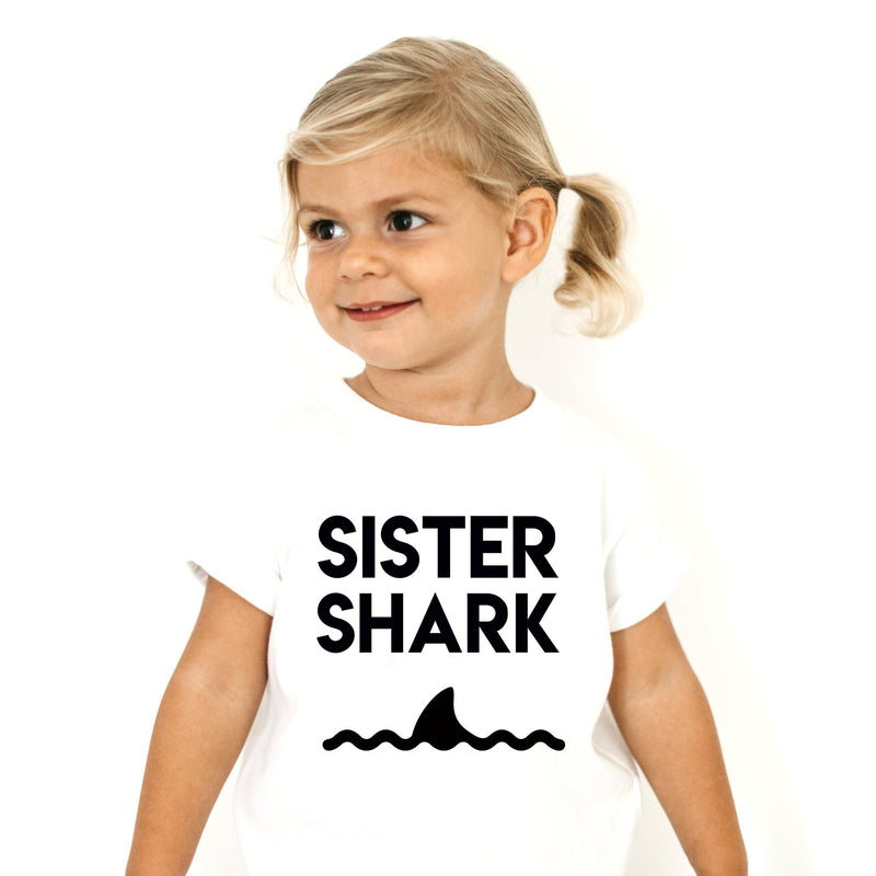 TODDLER: SISTER SHARK (Mommy and Daddy Shark sold separately)