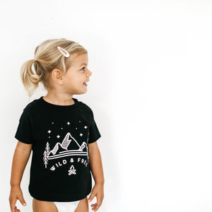 BABY or TODDLER: Wild + Free