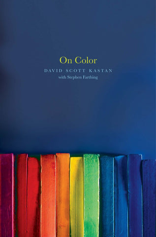 On Color by David Kastan pdf