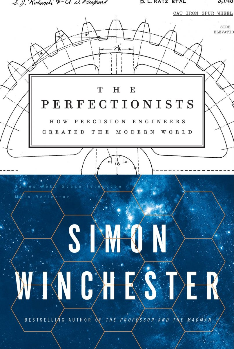 The Perfectionists: How Precision Engineers Created the Modern World by Simon Winchester pdf