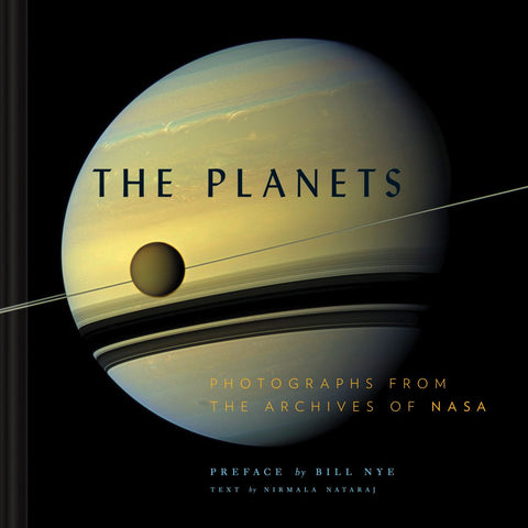 The Planets: Photographs from the Archives of NASA by Nirmala Nataraj pdf