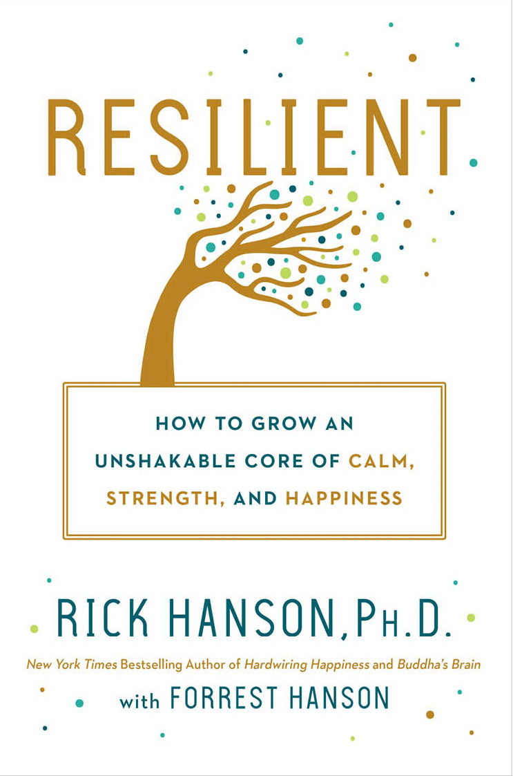 Resilient: How to Grow an Unshakable Core of Calm, Strength, and Happiness by Rick Hanson pdf