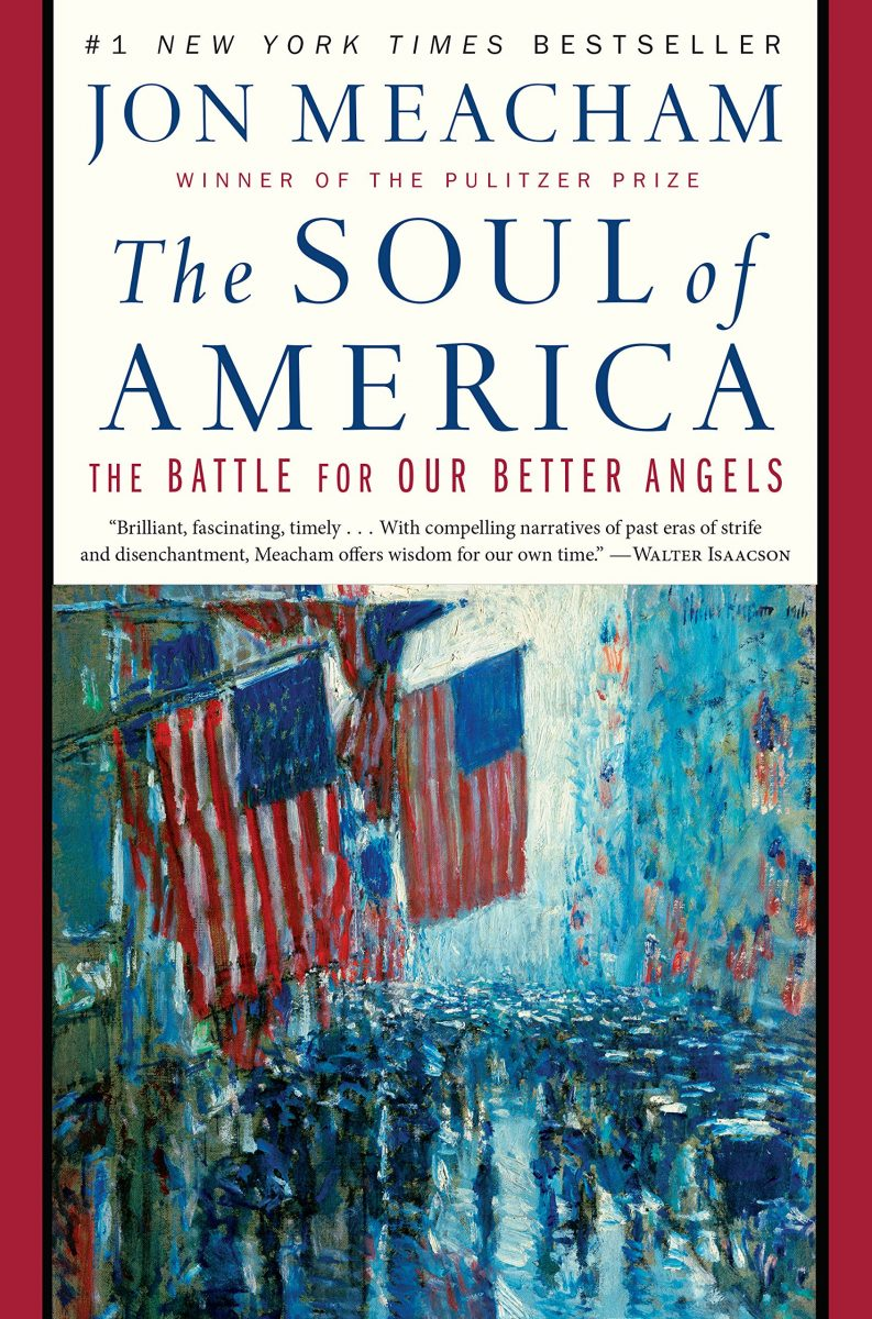 The Soul of America: The Battle for Our Better Angels by Jon Meacham pdf