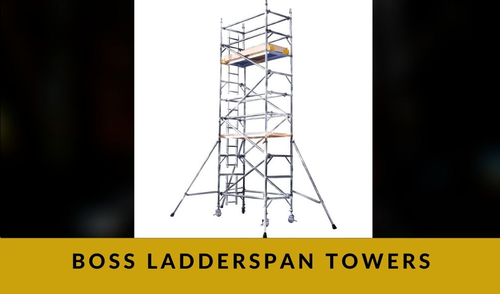 Boss Ladderspan Scaffold Towers
