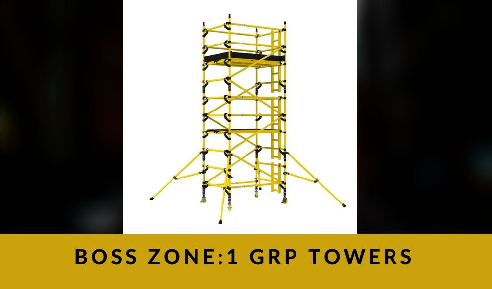 BoSS Zone 1 GRP Towers