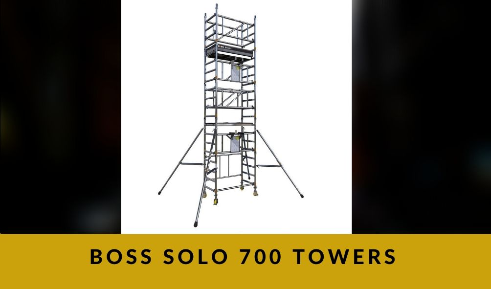 BoSS Solo 700 Towers
