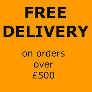 Free Delivery over £500