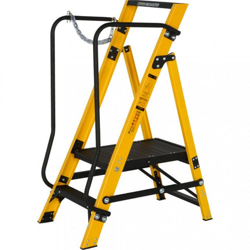 Youngman 2 Tread Megastep Step Ladder (30090218)