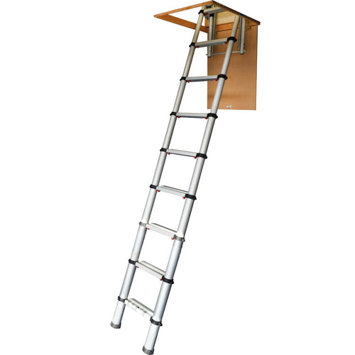 Youngman Telescopic Loft Ladder 2.9m (30100100)