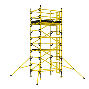 BoSS Zone 1 GRP Tower 1.45m x 1.8m - 10.2m working height (31354500)