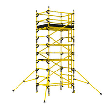 Load image into Gallery viewer, BoSS Zone 1 GRP Tower 0.85m x 1.8m - 9.2m Working Height (31158500)