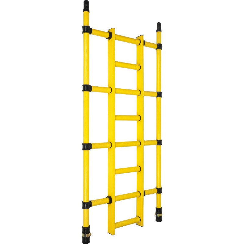 BoSS Zone1 Tower 4 Rung Ladder Frame 2m x 0.85m (31054300)