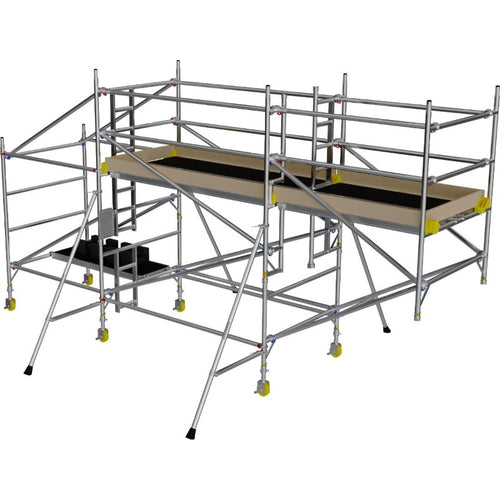 BoSS Extended End Cantilever 1.8m x 2.2m, Main Tower 1.45m  x 1.8m (340022)