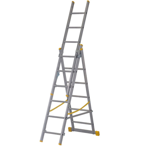 Youngman Combi 100  Combination Ladder 1.84m (34038118)