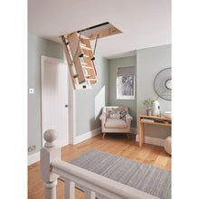 Load image into Gallery viewer, Youngman Eco S Line Loft Ladder (34535000)