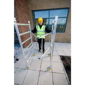 Youngman MiniMax Base Unit - Working Height 2.6m (37051800)