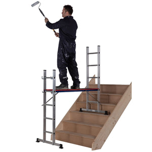 Youngman Combination Ladder Pro-Deck 5 Way (5101518)