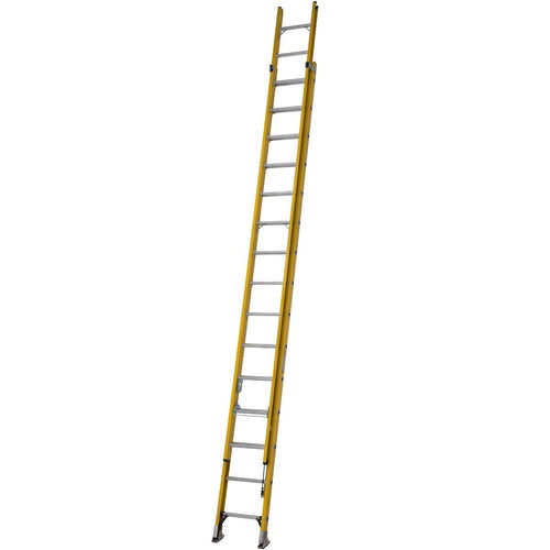 Youngman S200 Fibreglass Trade 2 Section Extension Ladder - 4.48m (52781500)