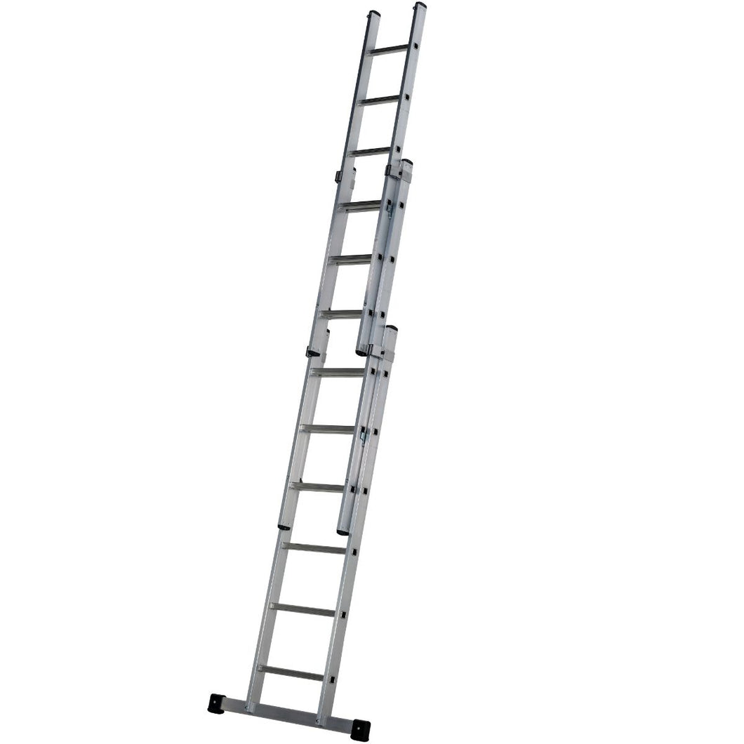 Youngman Trade 200 3 Section Extension Ladder 1.93m  (57012018)
