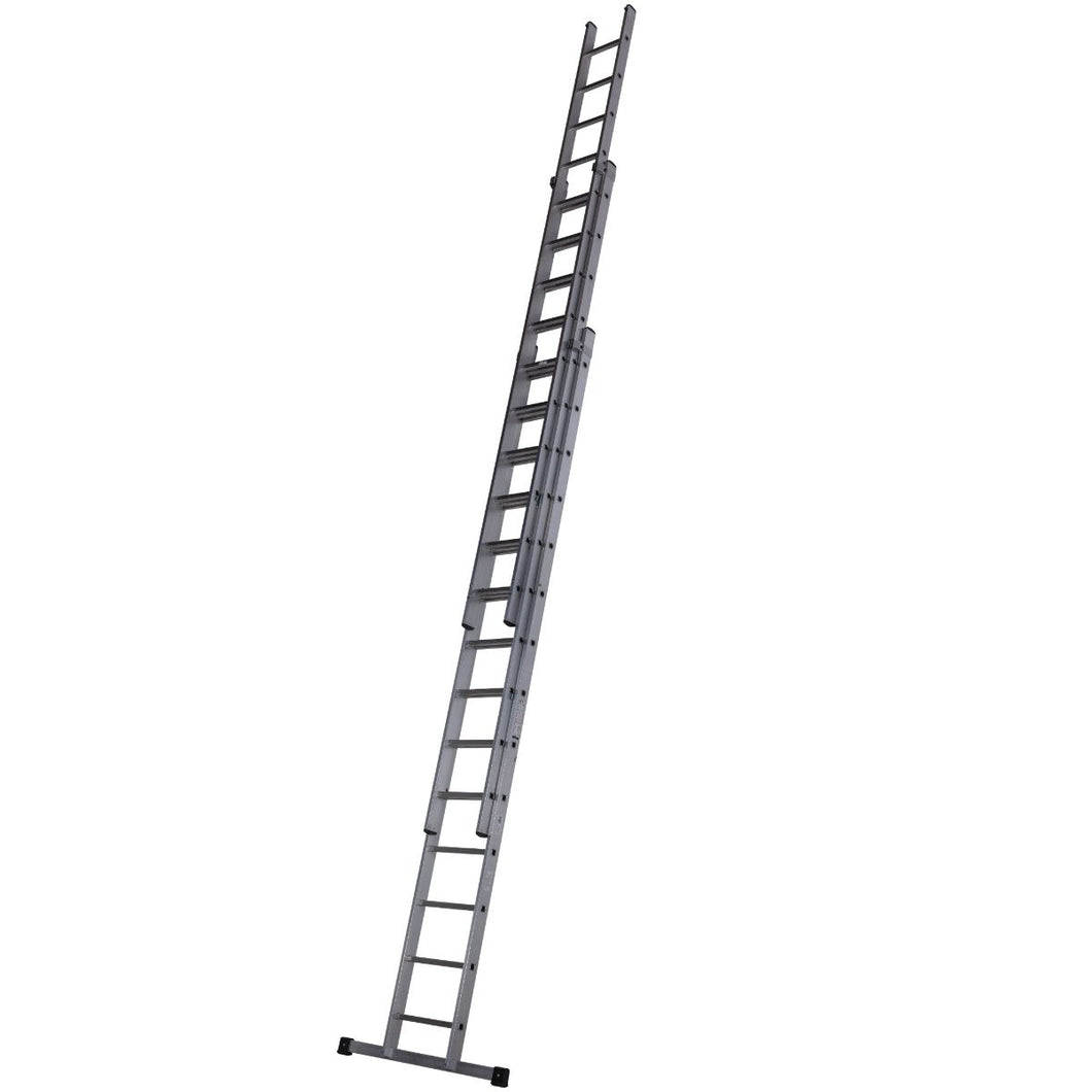 Youngman Trade 200 3 Section Extension Ladder 4.25m (57012418)