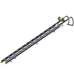 Youngman Double Section Roof Ladder - 4.33m (57664000)
