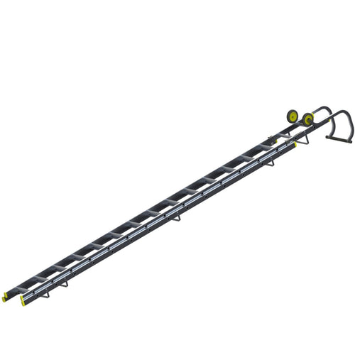 Youngman Double Section Roof Ladder - 4.89m (57664600)