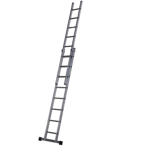 Werner Square Rung Extension Ladder 2.51m Double (57711118)
