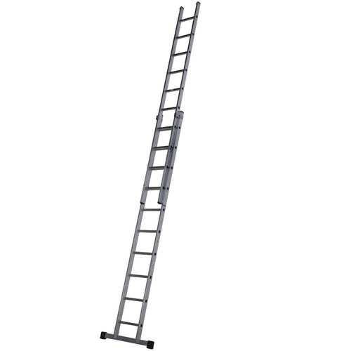 Werner Square Rung Extension Ladder 3.09m Double (57711218)
