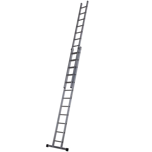 Werner Square Rung Extension Ladder 3.67m Double (57711318)