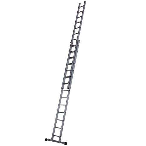 Werner Square Rung Extension Ladder 4.25m Double (57711418)