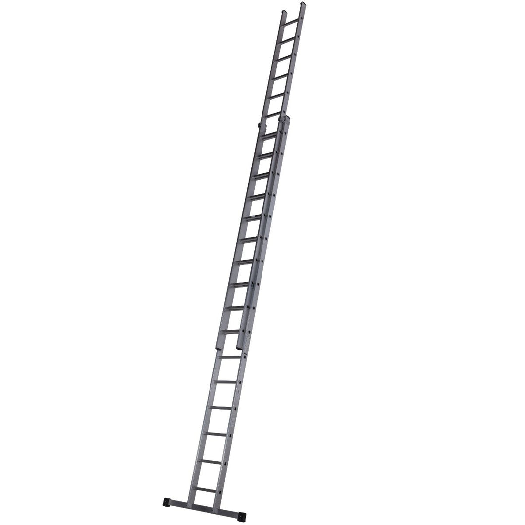 Werner Square Rung Extension Ladder 4.83m Double (57711518)