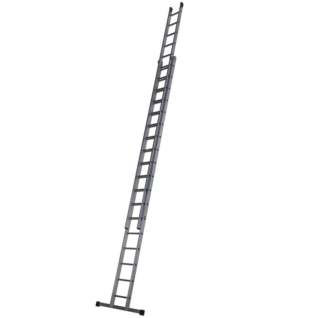 Werner Square Rung Extension Ladder 5.41m Double (57711618)