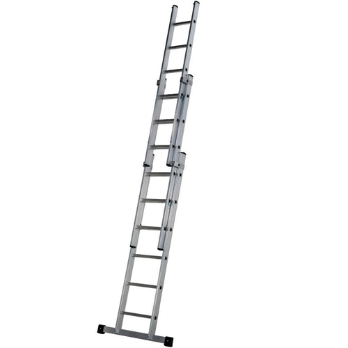 Werner Square Rung Extension Ladder 1.92m Triple (57712018)