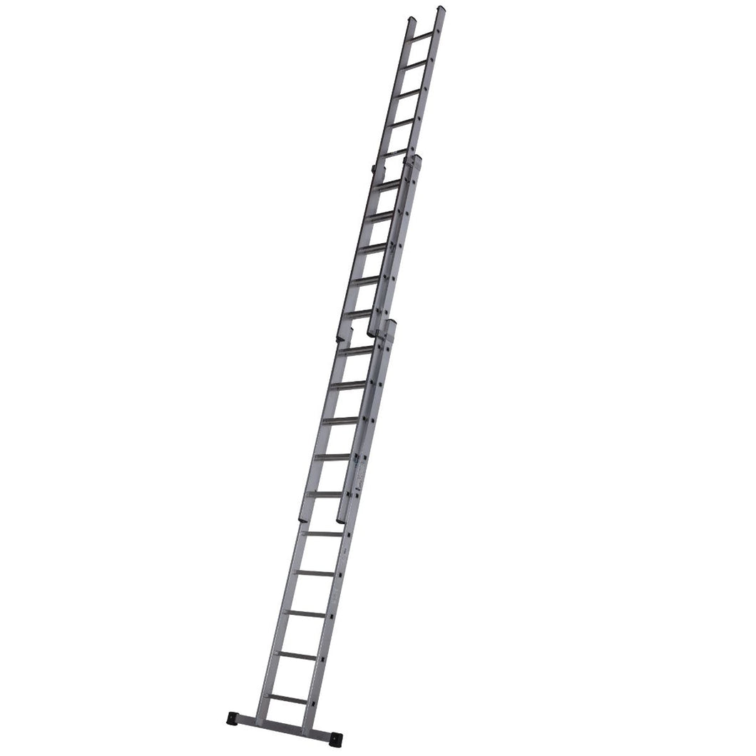 Werner Square Rung Extension Ladder 3.09m Triple (57712218)