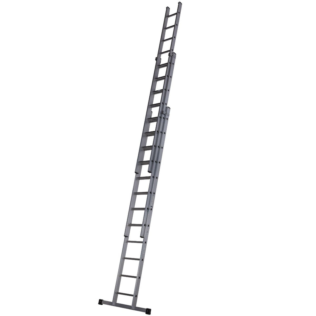 Werner Square Rung Extension Ladder 3.67m Triple (57712318)