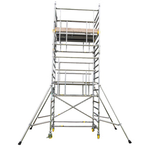Boss Clima Camlock AGR Tower 1.45m x 2.5m - 5.7m Working Height (61303700)