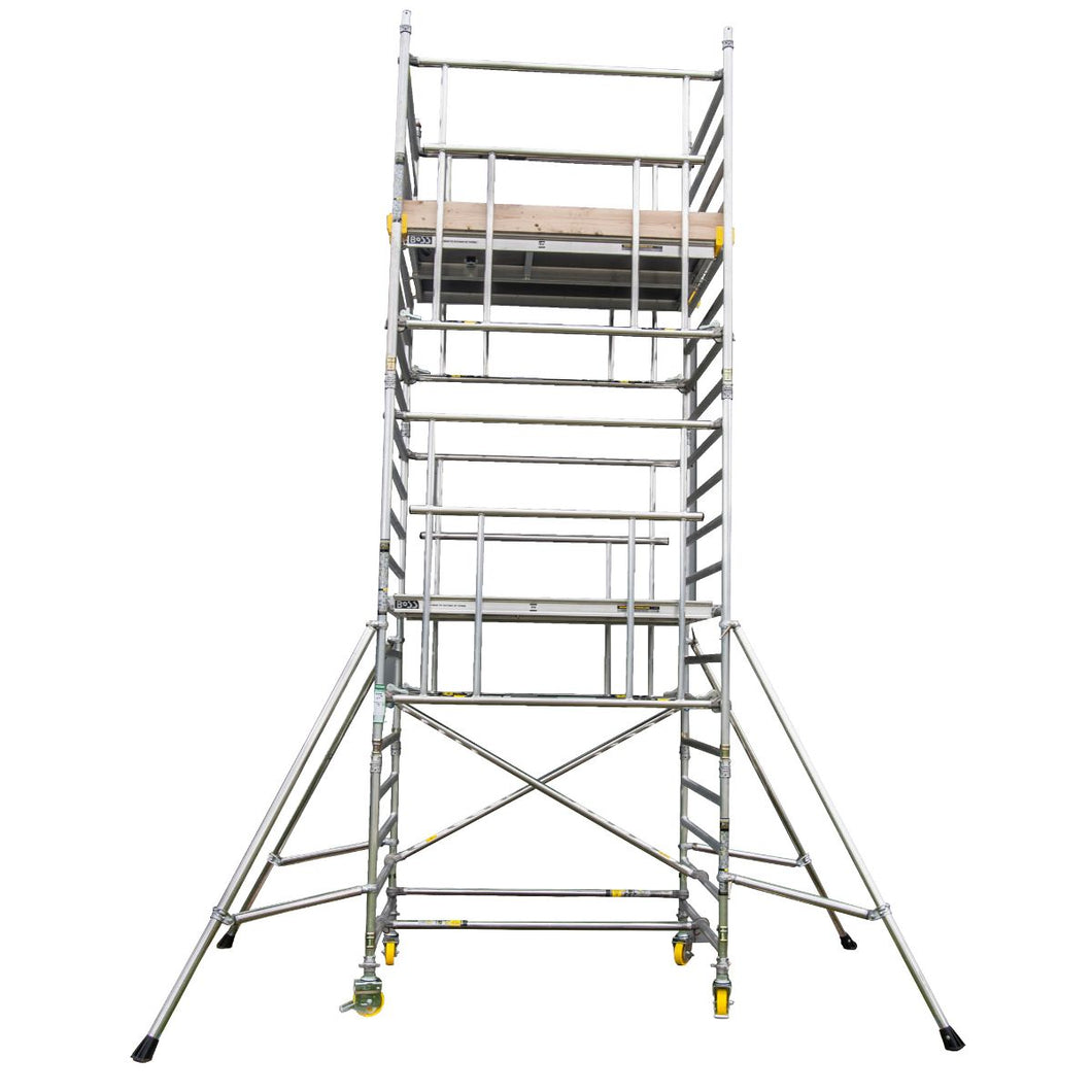 Boss Clima Camlock AGR Tower 1.45m x 1.8m - 8.2m Working Height (61206200)