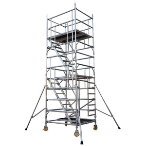 BoSS Staircase Tower 1.45m x 2.5m - Working Height 4.4m (62302400)