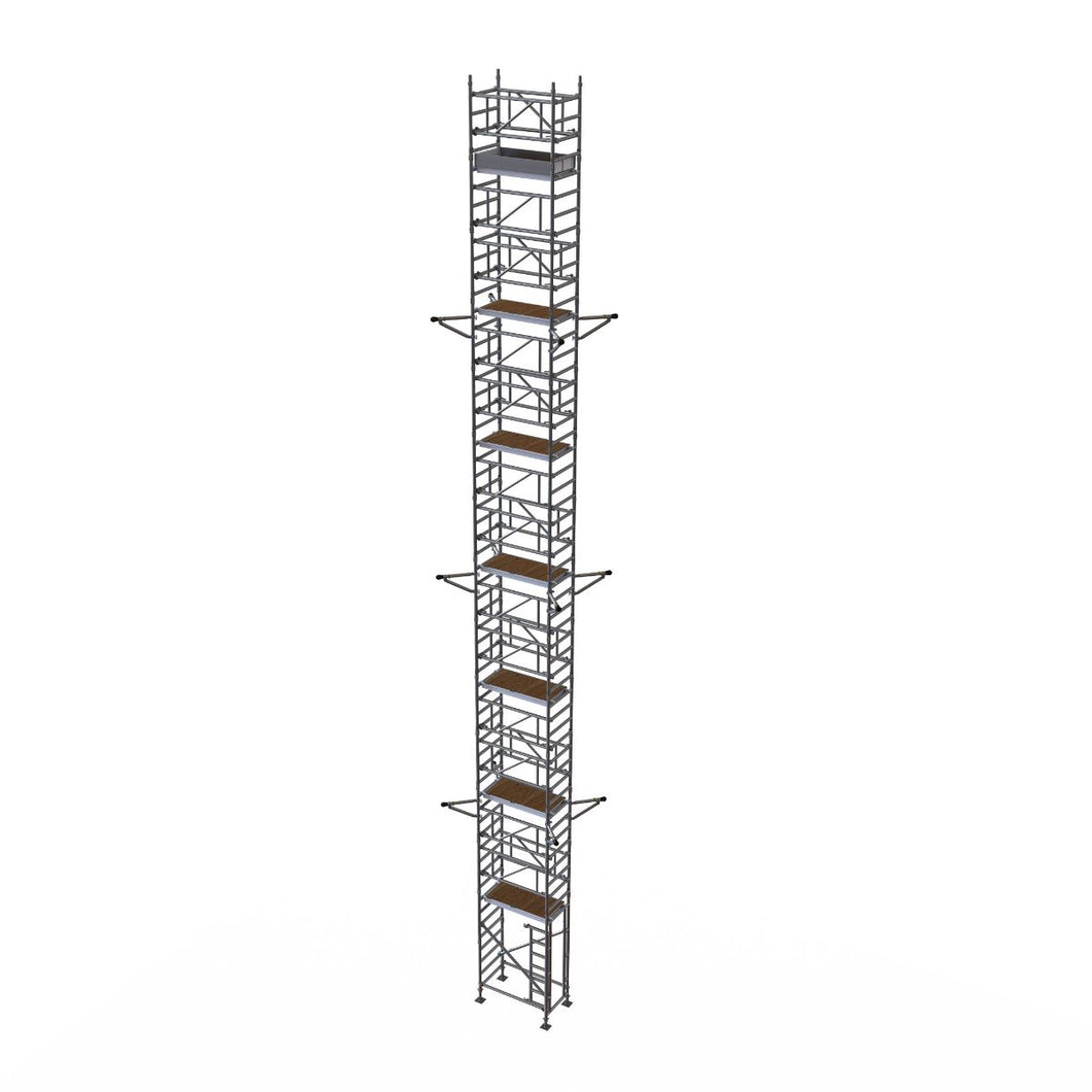 BoSS Liftshaft 700 Guardrail Tower - Working Height 18.2m (67113162)