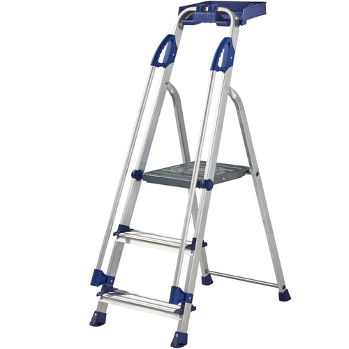Werner Stepladder 3 Tread Workstation (7050318)