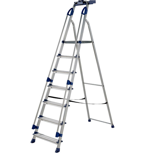 Werner Stepladder 7 Tread Workstation (7050718)