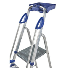 Load image into Gallery viewer, Werner Stepladder 5 Tread Workstation (7050518)