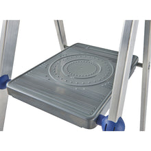 Load image into Gallery viewer, Werner Stepladder 6 Tread Workstation (7050618)